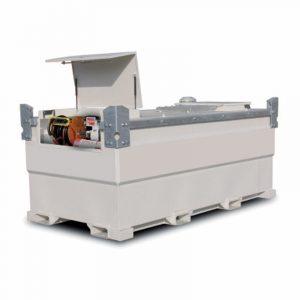 Self Bunded Diesel Fuel Tank 2000 Litre EC Series