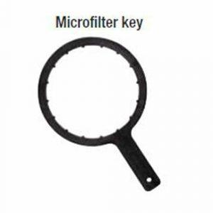 Gespasa Transparent Micro Filter - Filter Key