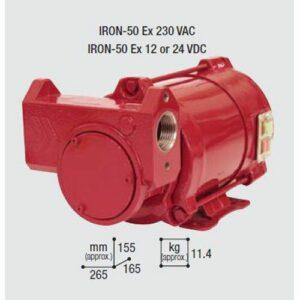 Gespasa Petrol Pumps Iron 50 240V