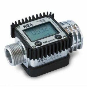 Piusi Digital Meter - Metal Body