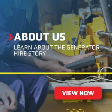 About Generator Hire